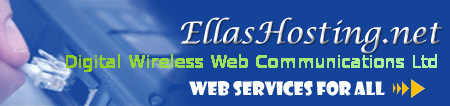 Ellas Hosting Services - Member of DWWC sro